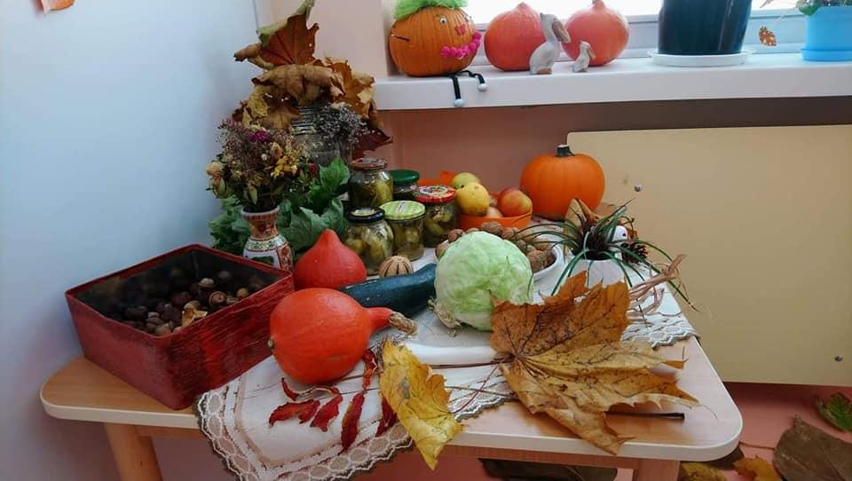 Jesień w przedszkolu