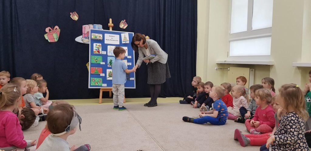 Konkurs w oddziałach przedszkolnych