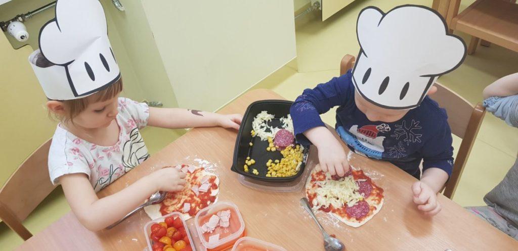 Dzień Włoski w przedszkolu