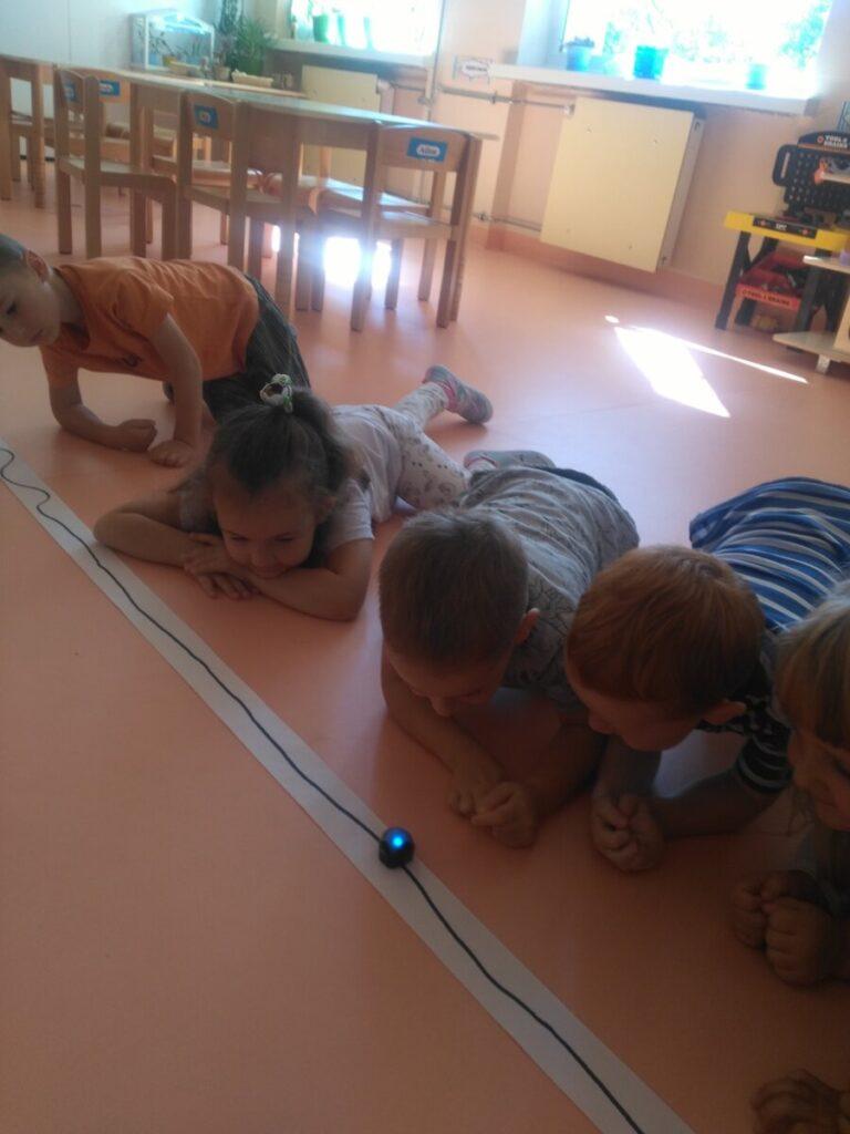 Kodowanie – przedszkolne wyzwanie